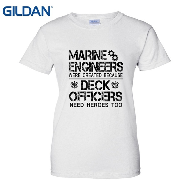 42bb4399c75b Marine Engineers T Shirt Design Your Own Tshirt Online Printed Design 2018  Newest Letter Print Simple Splicing Tee Tops Shirt
