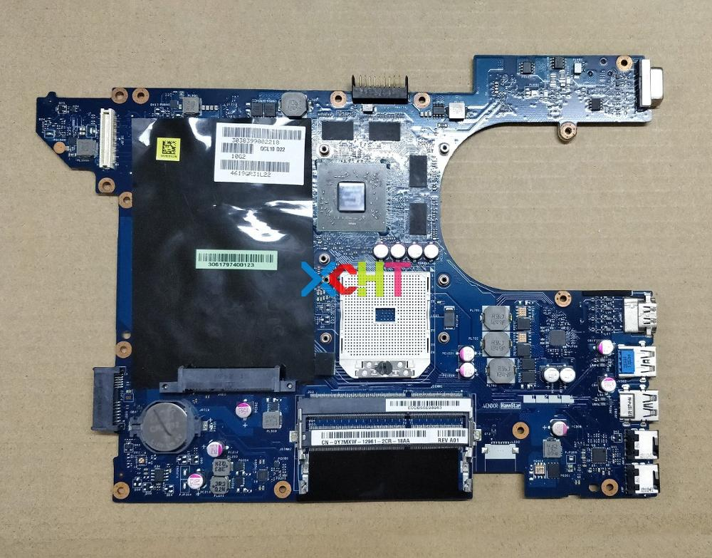 for Dell Inspiron 15R 5525 Y7MXW 0Y7MXW CN 0Y7MXW QCL10 LA 8251P w 216 0833002 GPU Laptop Motherboard Mainboard Tested-in Laptop Motherboard from Computer & Office