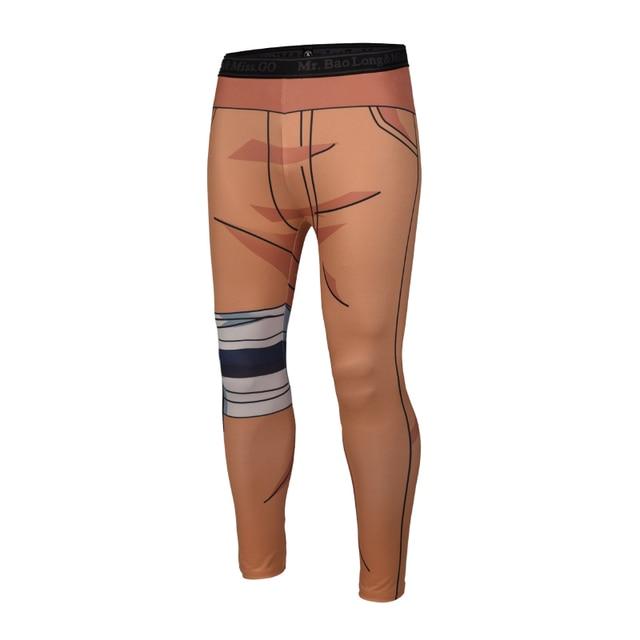 Naruto Tights Skinny Pants