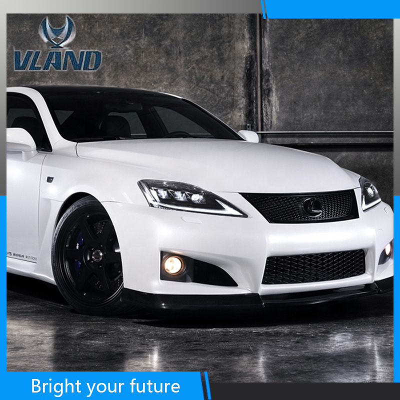 2006 Lexus Is 250 Awd For Sale: Car Head Lamp For Lexus IS250 Headlights 2006 2013 LED DRL