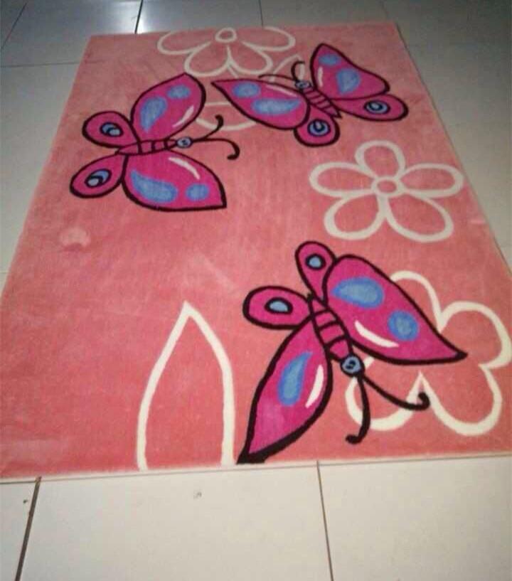 Ковры S для современной жизни ручной работы Ковры гостиной журнальный столик формы ковер Tapis салон Tapis бабочка Вид съемки