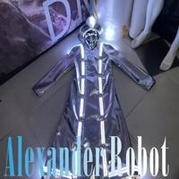 light up dress/luminous costume Picture / lluminated robot suit / lluminated LED