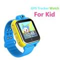 Малыш GPS Smart Watch Q730 SOS Вызова Расположение Finder Locator Устройства трекер Наручные Часы для Kid Safe Anti Потерянный Монитор Младенца Подарок A6
