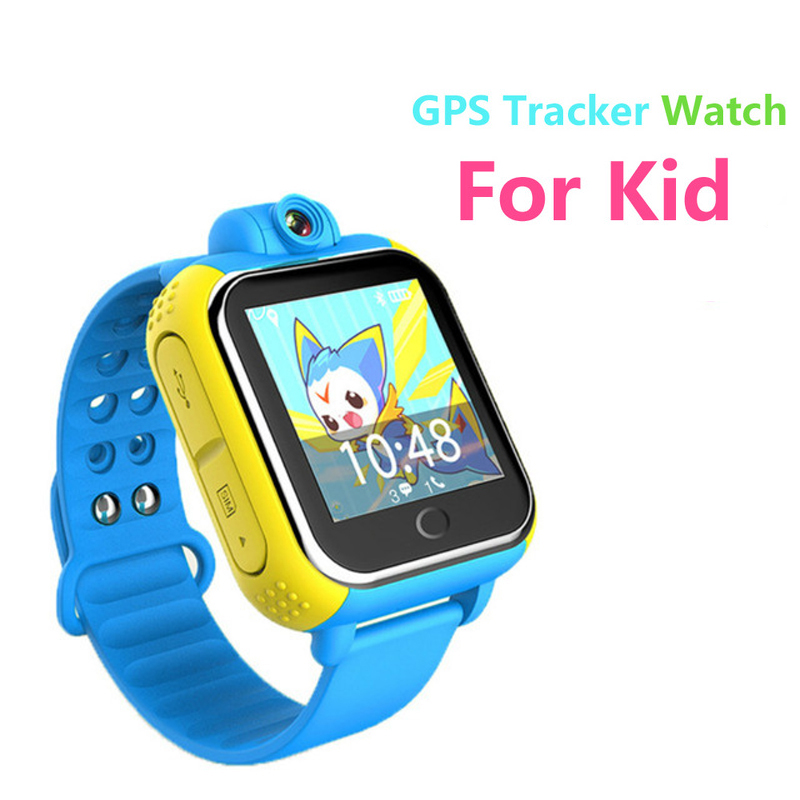 Kid GPS Smart Watch Q730 SOS Call Location Finder Locator Device Tracker Wristwatch for Kid Safe
