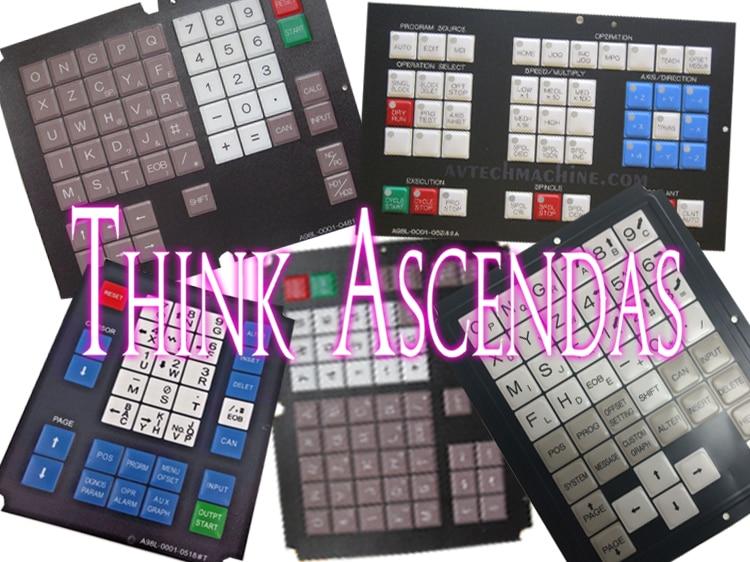 1pcs New A98L-0001-0481#M / A98L-0001-0481#T / A98L-0001-0524#A / A98L-0005-0019#A Membrane Keypad цены
