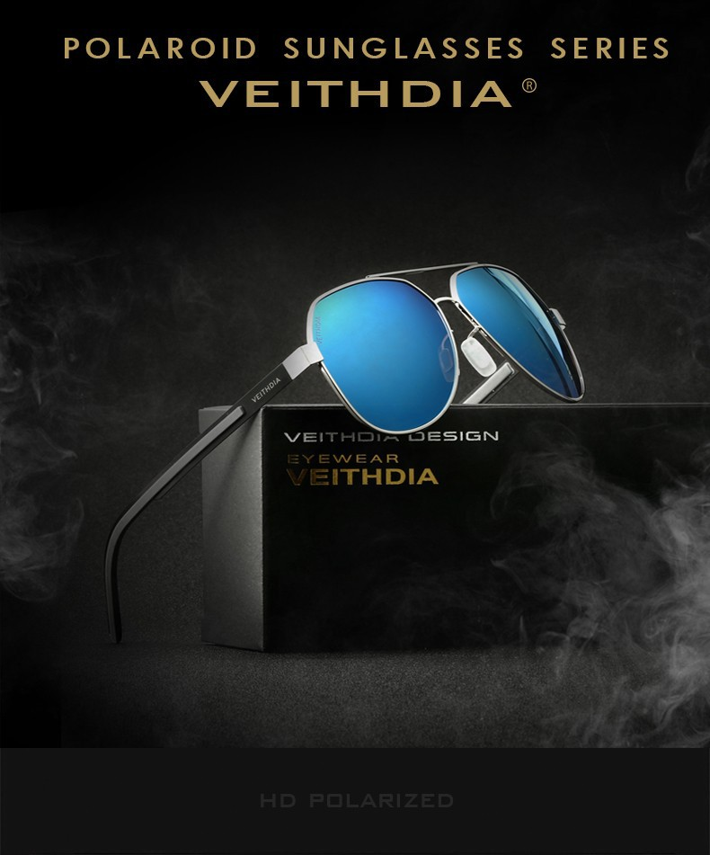 55990d5b8a Veithdia Polarized Sunglasses  3556
