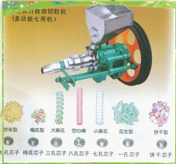 15-20kg per hour corn puffed machine puffed rice machine