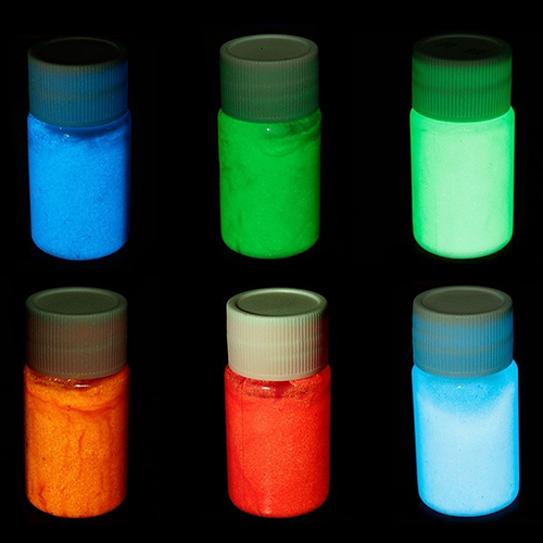 20ML UV Glow Face Body Luminous Paint Fluorescent 4