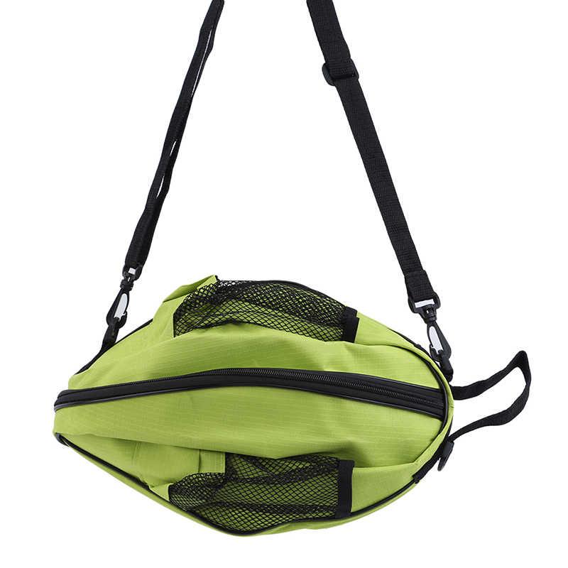 Accesorios de entrenamiento bolsos de pelota de fútbol al aire libre