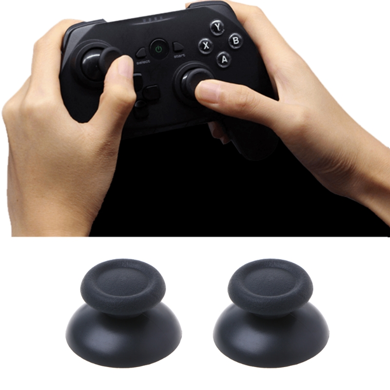 10Pcs Analog Thumbstick Thumb Stick Replace For PlayStation 4 PS4 Pro Controller CE0622 Drop shipping