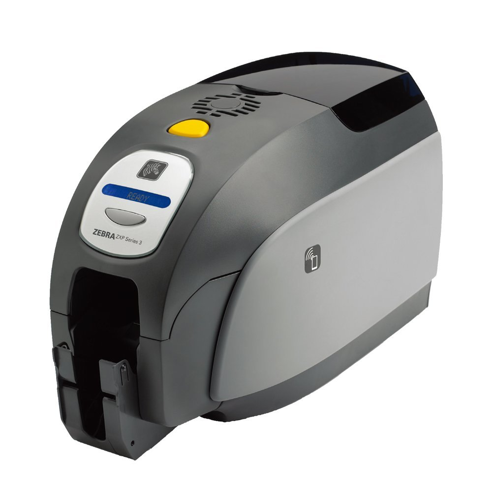 цена на Zebra ZXP SERIES 3C ID Card Printer Single-Sided for wedding cards, business card, student card