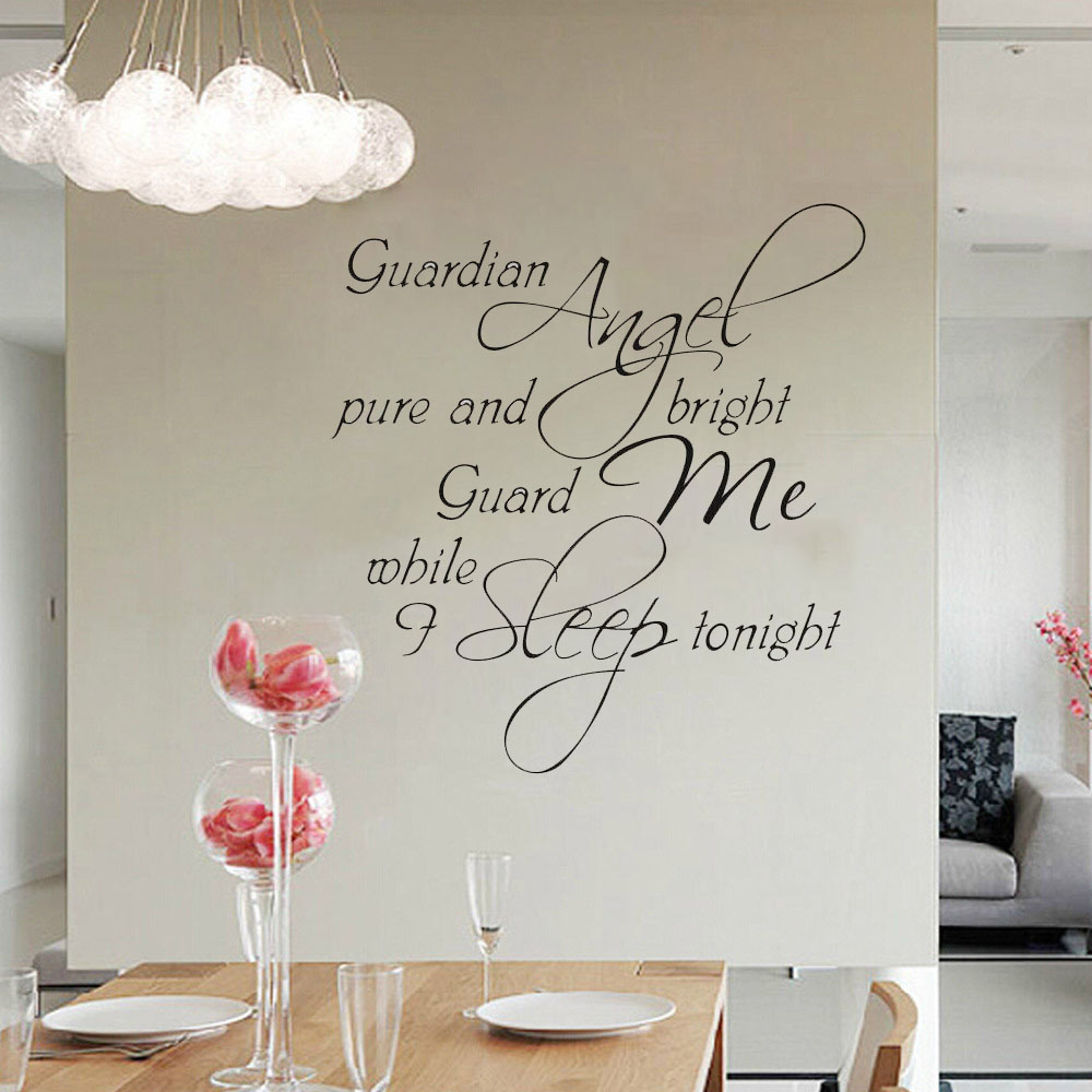 Owl Wall Stickers Bedroom Quotes Kids Home Decor R