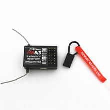 5 pieces/lot 2.4GHz 6CH MK610 RC Receiver ,RC receptor Bind Plug DSM2 fit JR DX6i DX8 Transmitter of Helicopters,Quadcopter