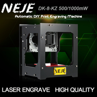 NEJE 1000mW Cnc Crouter Cnc Laser Cutter Mini Cnc Engraving Machine DIY Print Laser Engraver High