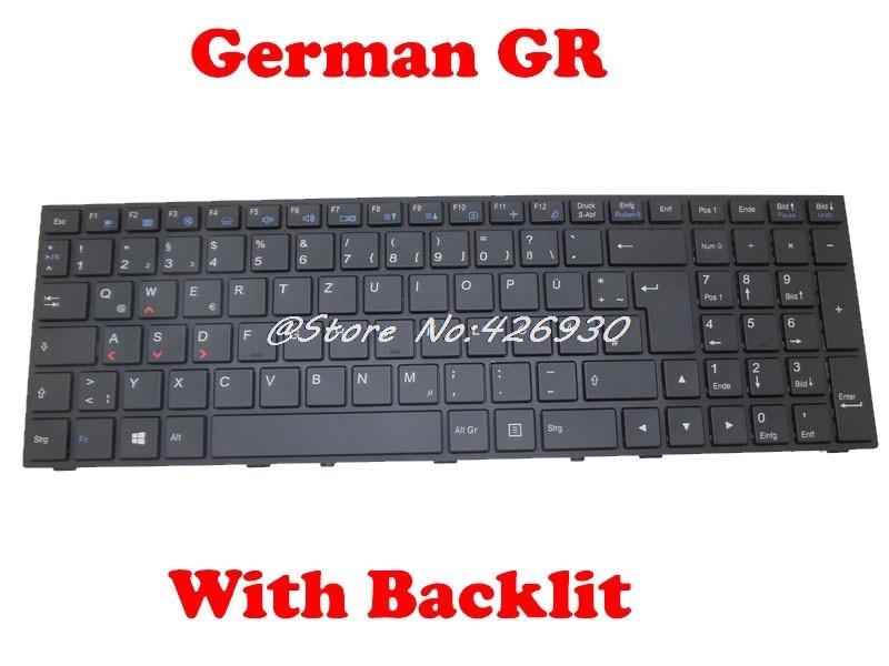 Keyboard For CLEVO MP 13H86D0J430 P650 MP 13H86D0J430B 6 80 P6500 071 1 MP 13H86D0J4306 MP