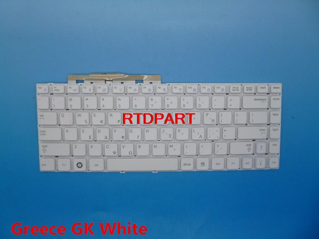 Laptop Keyboard for Topstar U931 U931GA1 Greece GK Without Frame with Backlit Ver US Layout