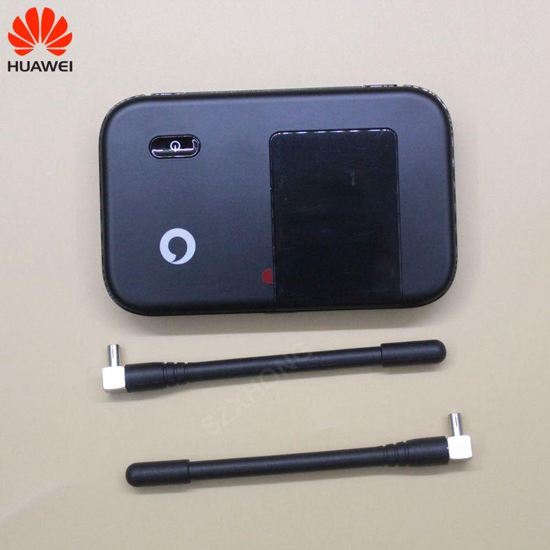 Débloqué HUAWEI Vodafone 4G routeur R215 4G LTE 150 Mbps sans fil de poche wifi routeur et 4G LTE Mobile MIFI WiFi Hotspot routeur