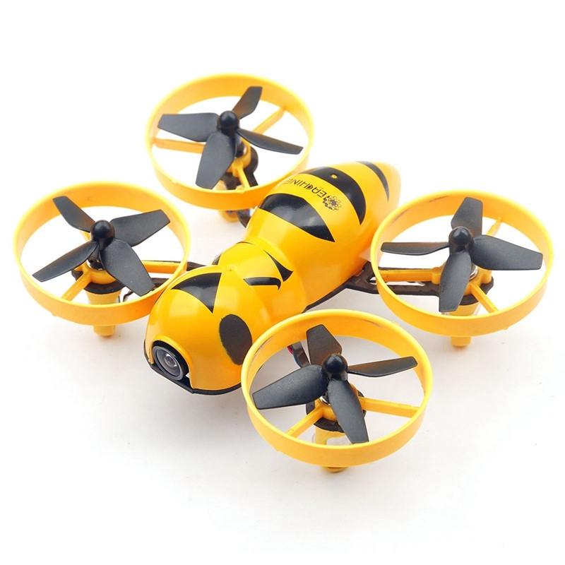 ФОТО Hot Sale New Arrival Eachine Fatbee FB90 90mm Micro FPV LED Racing Quadcopter BNF Based On F3 Flight Controller