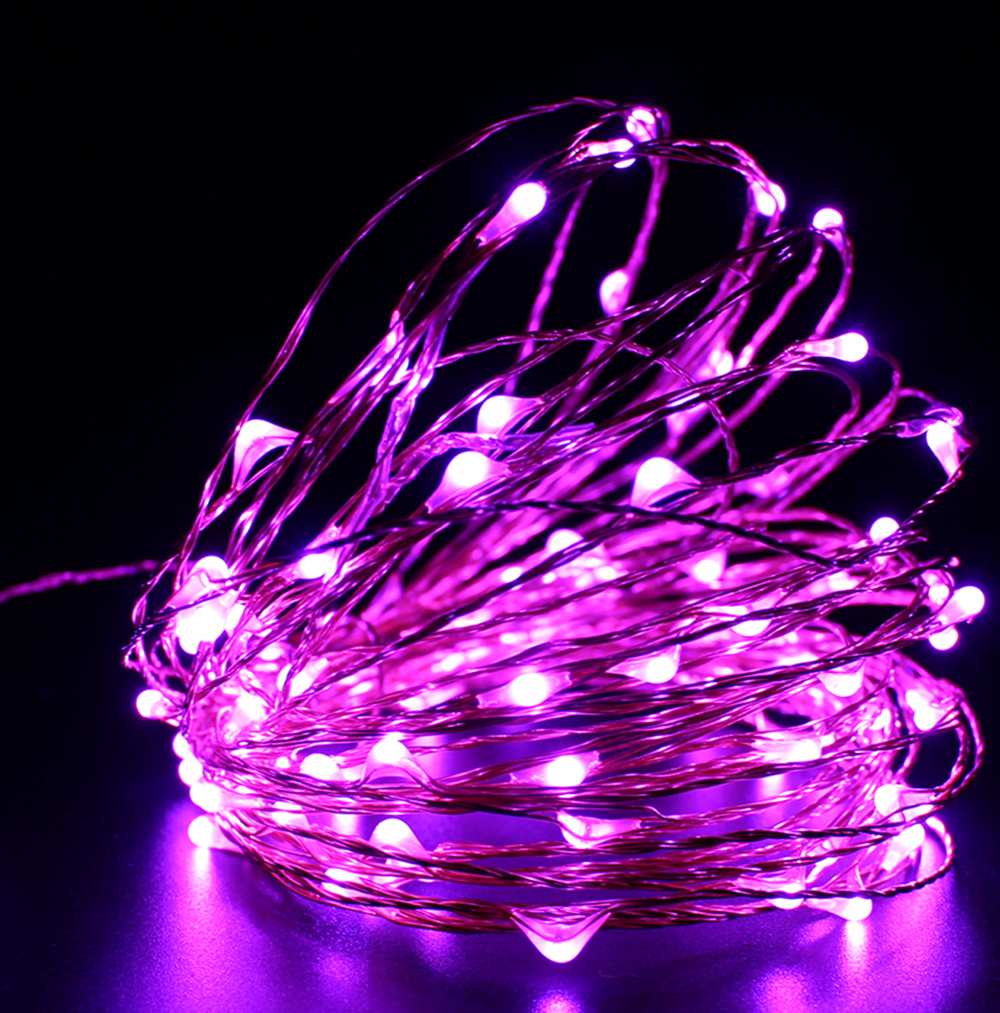 aliexpresscom buy 2m 20 led copper string lights fairy lights battery operated ultra thin string wire for diy christmas trees lighting decorative from