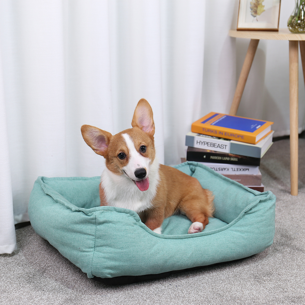 Purposeful Useful High Quality Soft Small Breed Dog Bed Sofa Mat House Cat Pet Bed House For Small Dogs Blanket Cushion Basket Supplies Home & Garden Cat Supplies