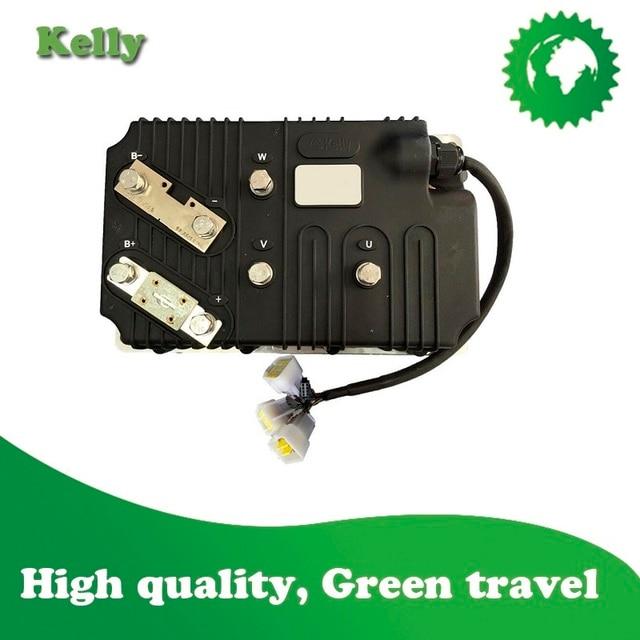 Kelly Controller KLS96501-8080H 24V-96V 500A SINUSOIDAL BLDC MOTOR CONTROLLER FOR ELECTRIC VEHICLE