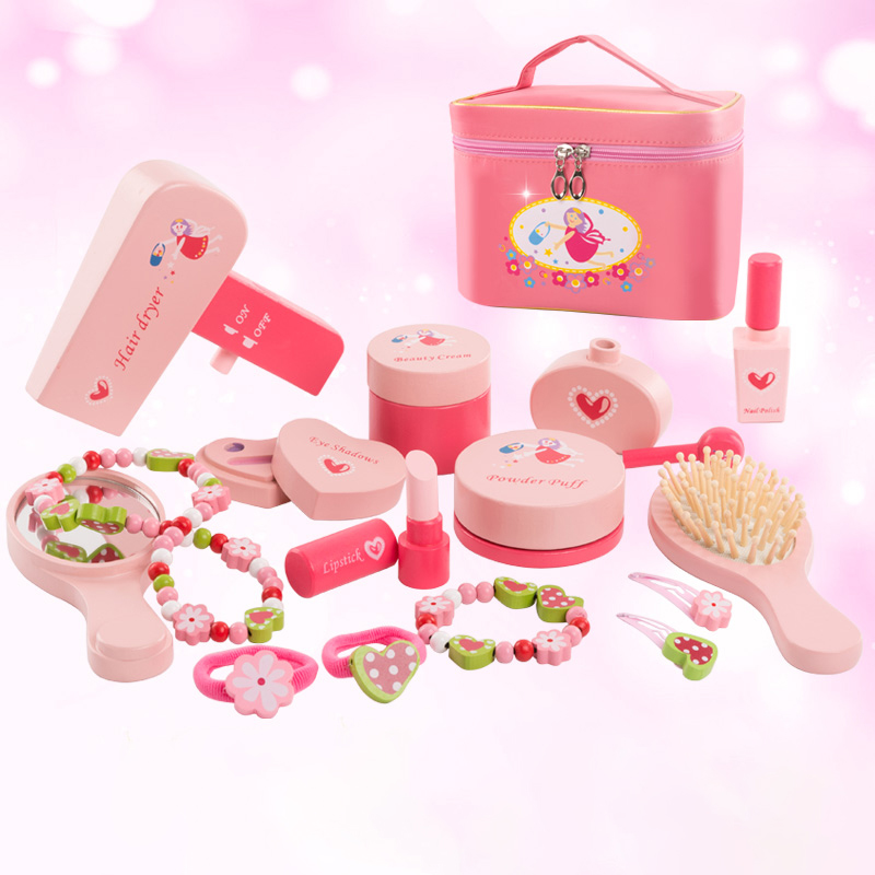Children S Cosmetics Package Box Girl Play House