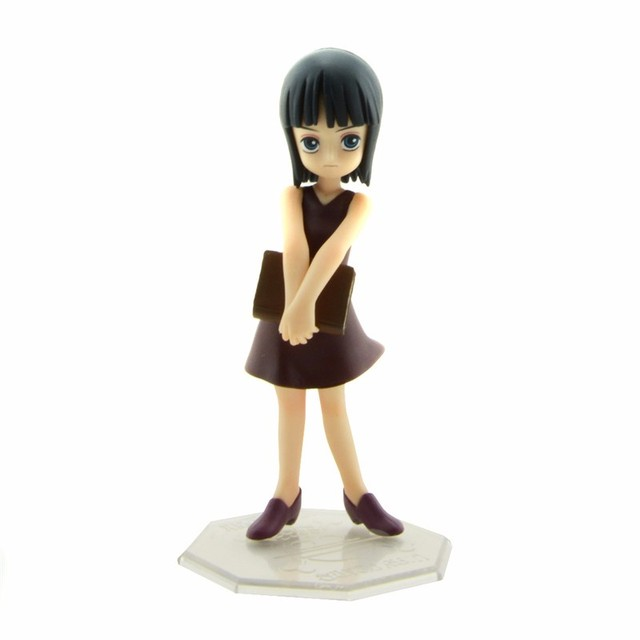 One Piece Young Robin Mini Version 12cm Model Collectible Anime Action Figure Toys