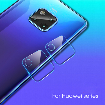 Screen Protector For Huawei Honor View 20 10 9 Lite 8X Mate 10 20 Lite P20 P30 Pro Nova 4 3 i 3e Back Camera Lens Tempered Glass image