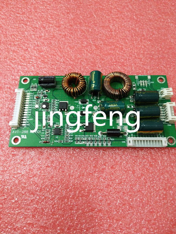 10pcs universal 26''-55'' LED Constant current board inverter driver board booster for TV Monitor panel 60-165V Output for changhong 3dtv55880i constant current board ssl550 3e2a is used