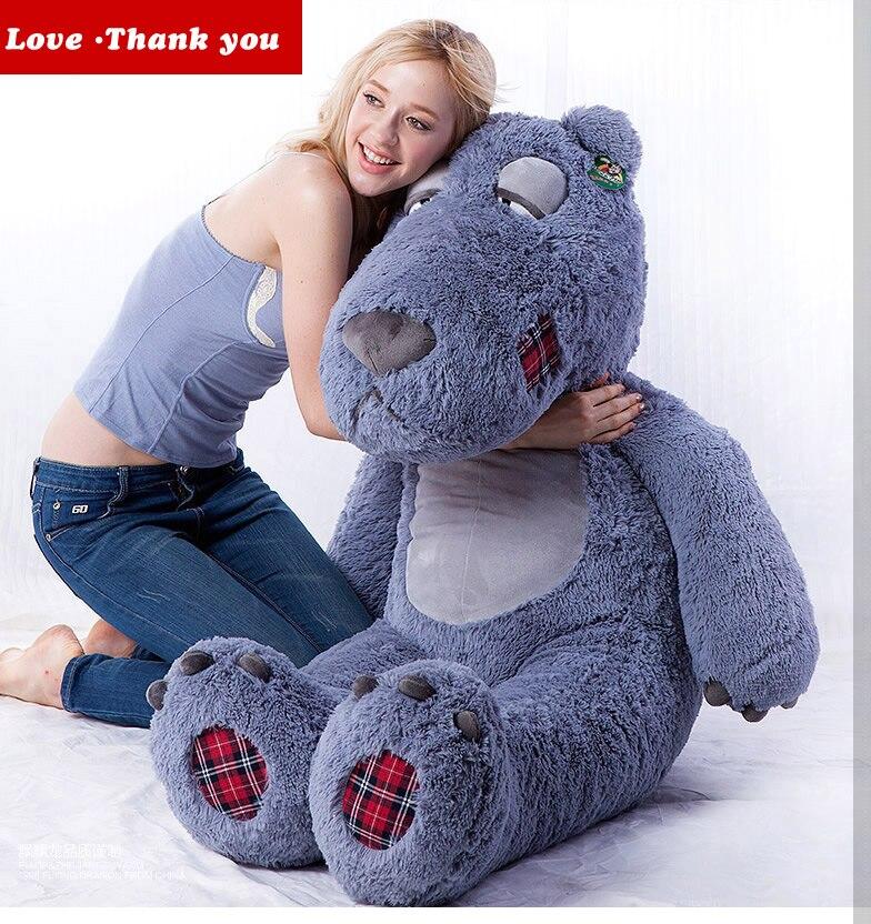 Sueño oso Peluche de juguete muñeca oso gran tamaño lindo muñeca chica  Navidad regalo abrazo e53e0dbe7197