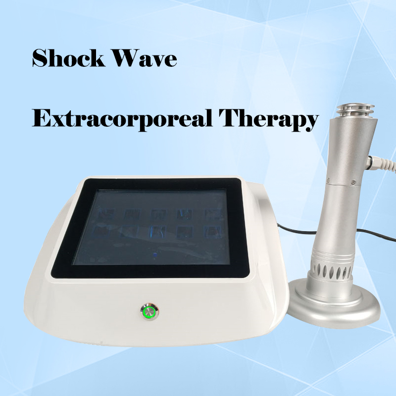 Extracorporeal Shock Wave Therapy Equipment  Salon Use For ED Treatments Shockwave Therapy Machine