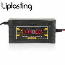 Best качество автоматическая салона автомобиля Батарея Зарядное устройство 12 В 10A свинцово-кислотная/гель ж/ЖК-дисплей Дисплей Smart быстрая Батарея Зарядное устройство XNC