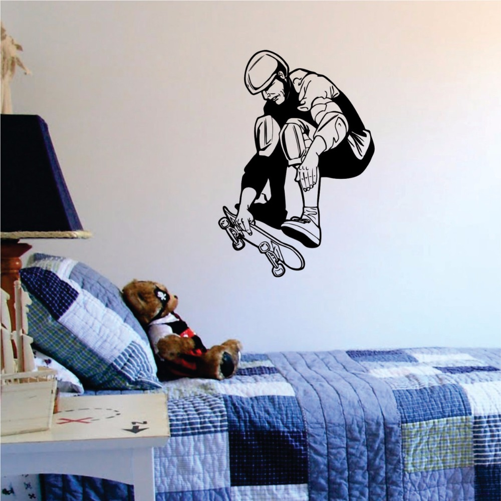 Skateboard Decorations online get cheap skateboard decorations for boys room -aliexpress