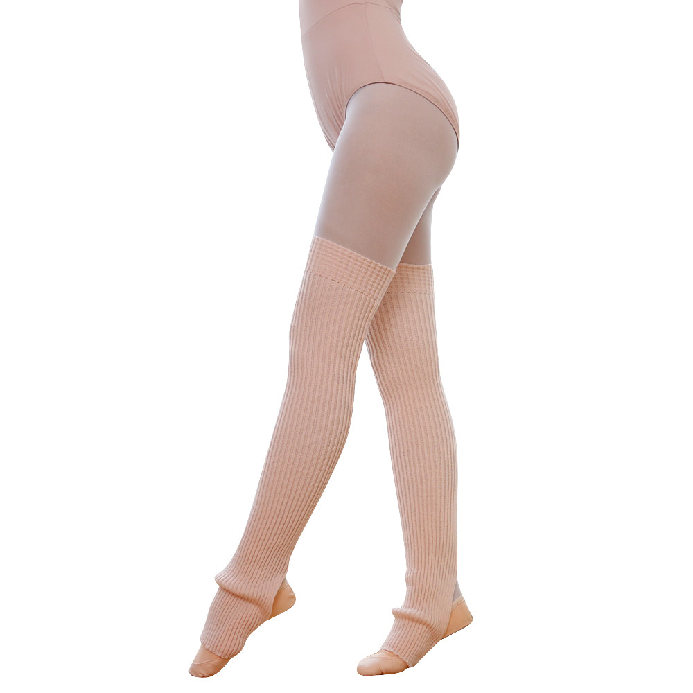 € 5.11 45% de DESCUENTO|Libre de avestruz de la mujer Slim piernas  calentadores largo negro elástico de punto arranque Calcetines de las  mujeres ...