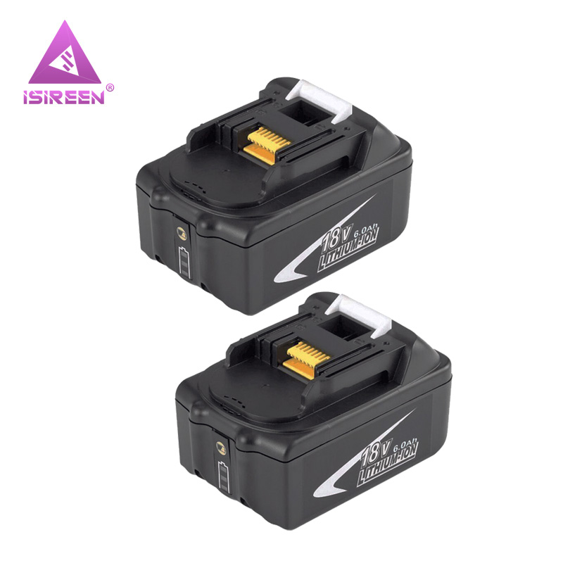 6000 mAh remplacement de batterie li-ion pour Makita 18 V BL1850 BL1840 Power Tool Batterie Rechargeable batterie lithium-ion Pack 194230-4 LXT400