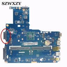 Novo Para Lenovo Laptop Motherboard ZIWB0 B40-30/B1/E0 LA-B102P N2840 Ou Processador N2830 5B20G46356