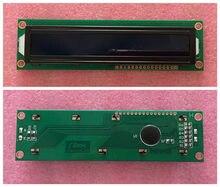 16PIN параллельный 1601 ЖК-дисплей большой символ экран модуль SPLC44780C контроллер 5V Синяя подсветка белый слово