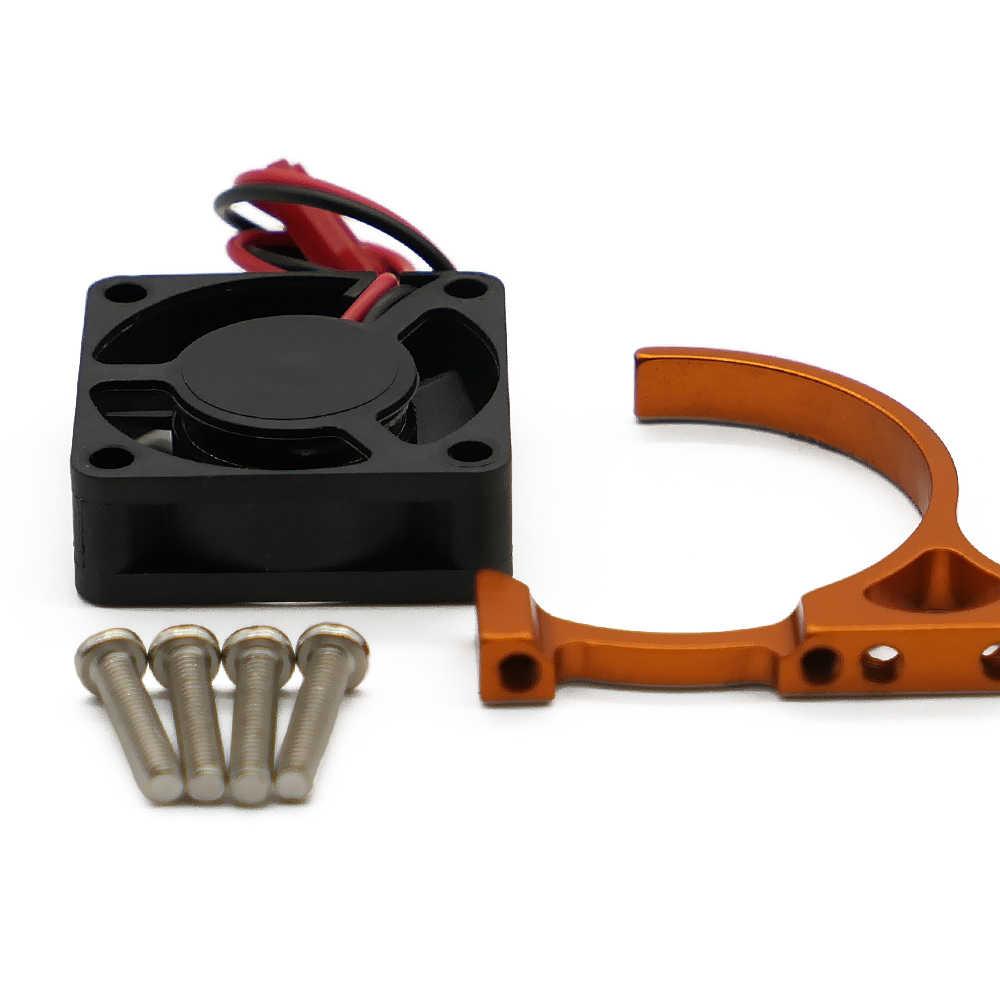 RC аксессуары 30 мм * 30 мм вентилятор охлаждения 5 В для 540 550 двигателя для 1/10 1/8 rc хобби модель автомобиля HSP Arrma Traxxas осевой ECX