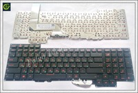 Russian RU Keyboard For ASUS G750 G750J G750V G750JX G750JZ G750JY G750JH G750JM G750JS G750JW Black