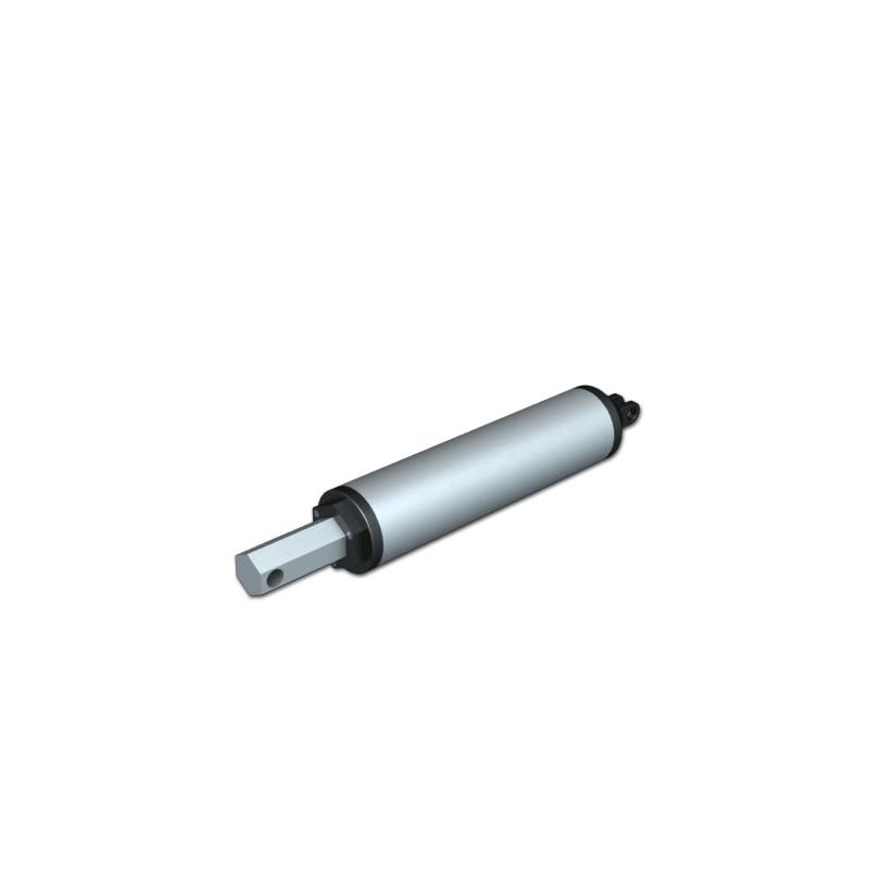 ФОТО 350mm stroke 230mm/sec speed 100N=10KG=22LBS 12V 24V DC High speed linear actuator LA13