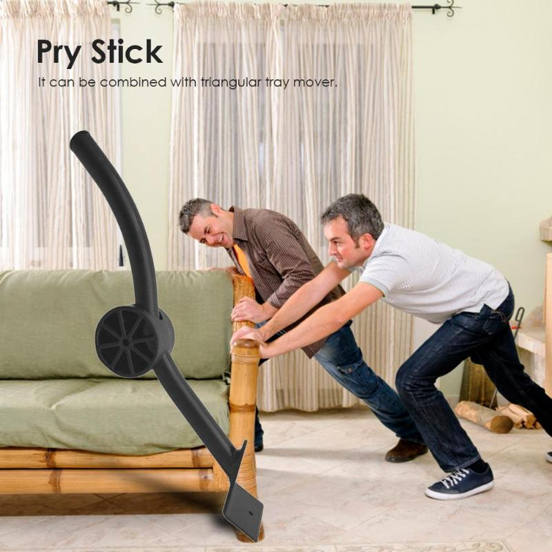 Heavy Furniture Lifter Mover Transport Portable Moving Lift Move Pry Stick For Household Furniture Carry Tools Accessories
