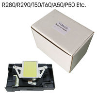Original For Epson Printhead For Epson R280 R290 T50 A50 P50 L800 F180000 Head