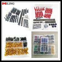 Universal accessories Motorcycle Screws Pike Bolts nut Fairing FOR Ducati 999 S R DIAVEL CARBON S4RS STREETFIGHTER 998R