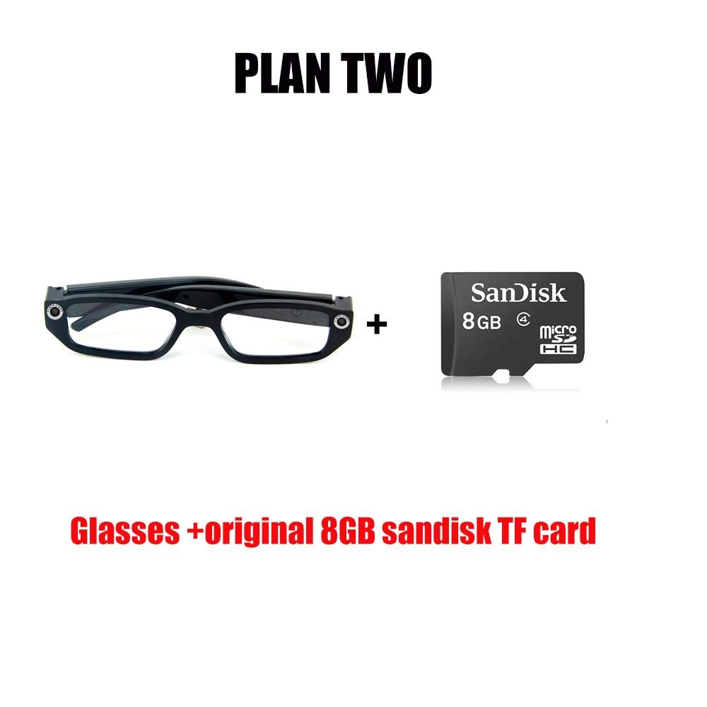 Mini HD Camera Glasses