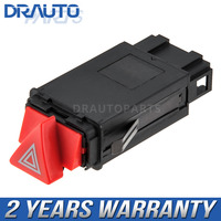10PINS Emergency Hazard Lights Warning Switch For AUDI A6 S6 RS6 ALLROAD C5 4B0941509D