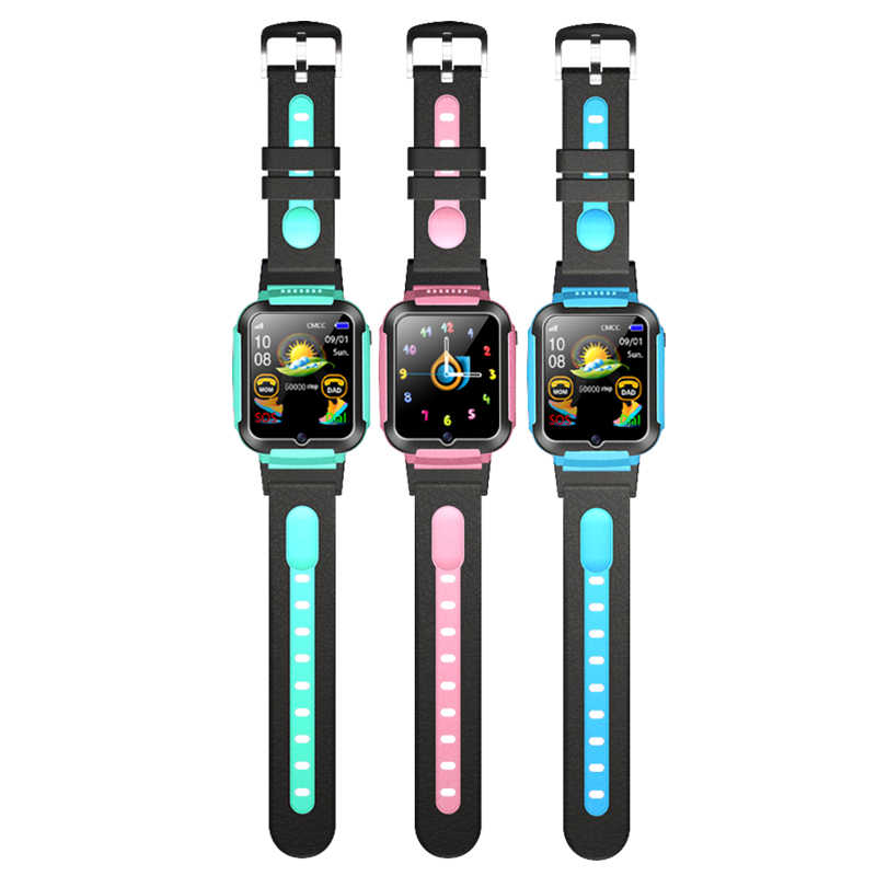 ITORMIS Kids GPS Watch Smart Baby Phone Watch Battery 750mAh for Children support SIM Card SOS Location PK Q50 Q90 Android IOS
