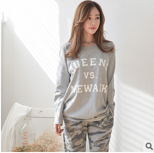 2016 New Autumn Winter Tracksuit For Women Long Sleeve Letter ...