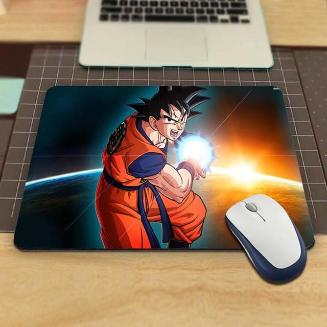 Goku Kamehameha Mouse Pads (2 size)