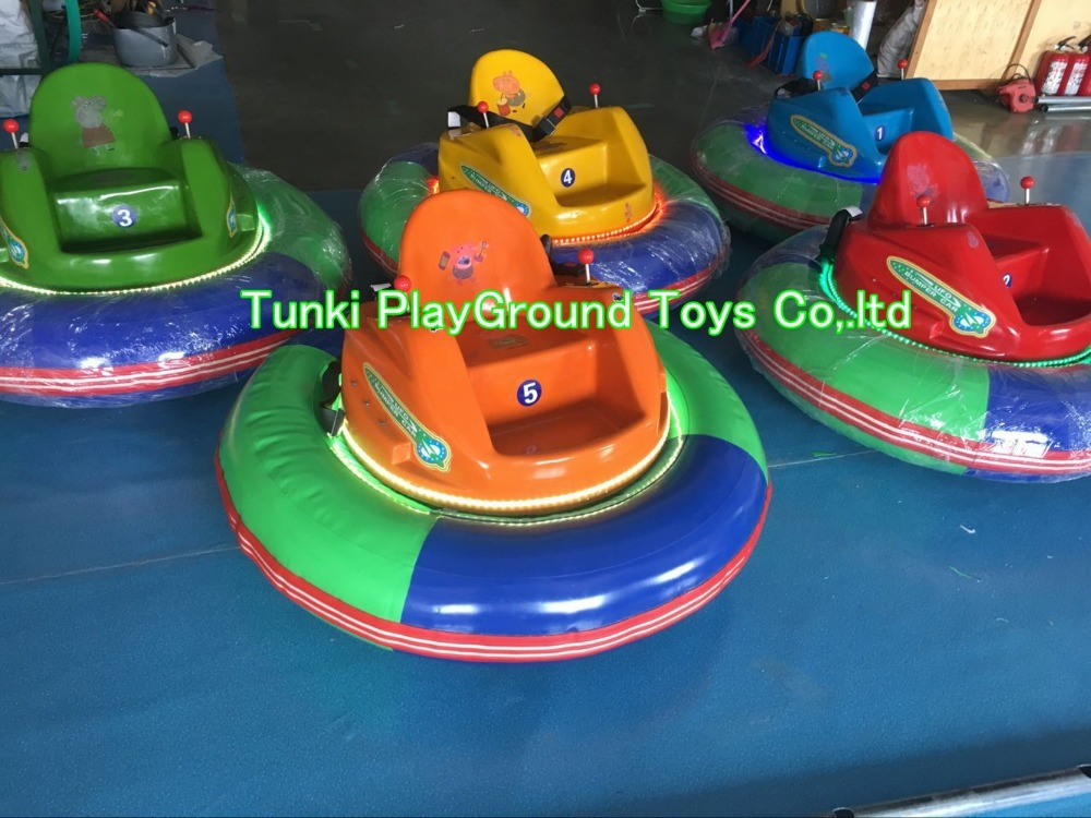Wholesale Amusement Indoor Inflatable  Mini Kids Battery Bumper Car Price