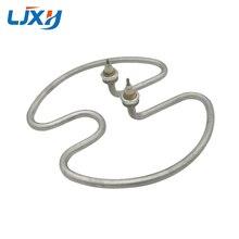 M16 304SUS Wärme rohr für Wasser Eimer, 250mm Kreis Durchmesser Elektrische Heizung Element Rohr Heizung für Wasser Kochendem 220 V 2800 W